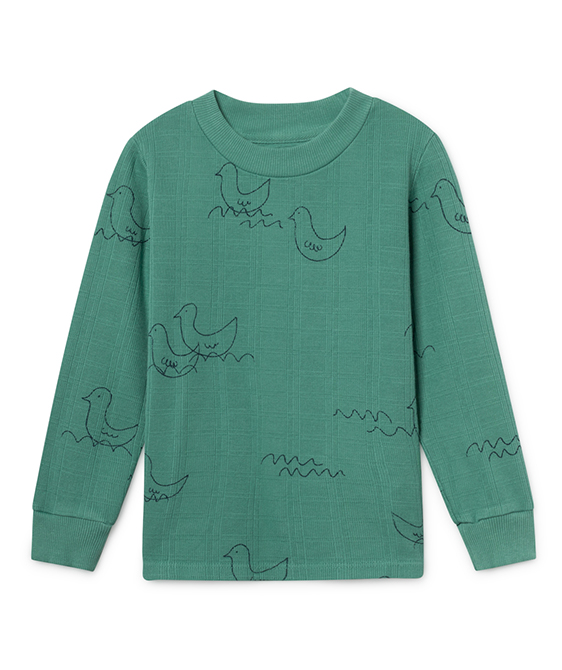 Geese Long Sleeve T-Shirt #026 ★ONLY  2-3Y★