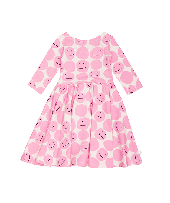 Ballerina Dress - Pink Smiley ★ONLY 2Y★