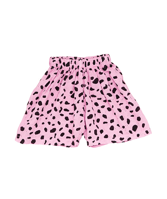 Baby Culottes - Pink Mash ★ONLY 12-18M★