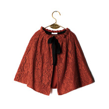 Helena Skirt - Brick Lace