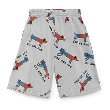 Cats And Dogs Fleece Culotte Pants ★ONLY 4-5Y★