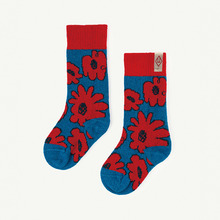 Snail Socks - Red Apple ★ONLY 27-30★