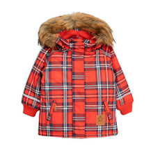 K2 Check Parka - Red