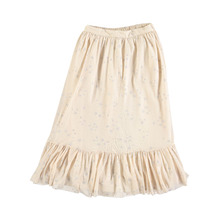 Stars Skirt w/ Tulle - Ecru ★ONLY 10Y★