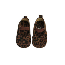 Bear Ballerinas - Brown
