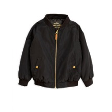 Pegasus Baseball Jacket - Black