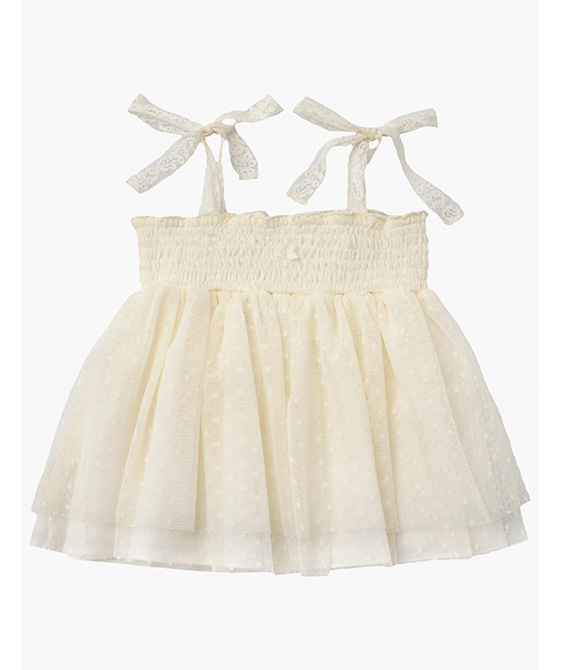 Tulle Baby Dress #S30219