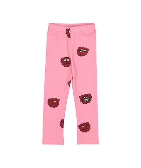Leggings - Pink Raspberry