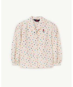 Dots Gadfly Kids Shirt - 1044_036_ML