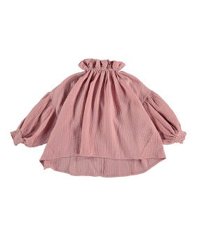 Olivia Bambula  Blouse  - Dusty Lilac  ★ONLY 4Y★