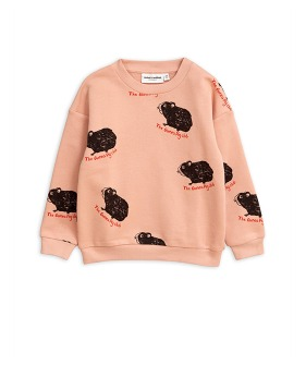 Guinea Pig Sweatshirt -  Pink ★ONLY 116/122★