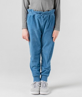 Flag Baggy Pants #063