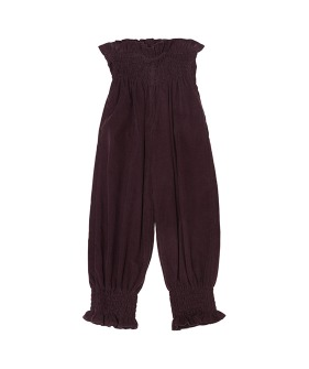 Bambi Pants Micropana - Burgundy