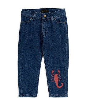 Denim Scorpio Jeans - Blue