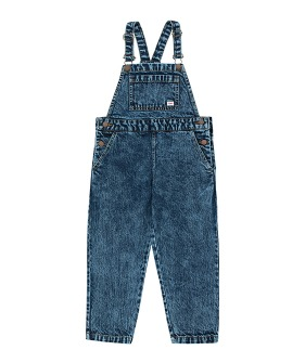 Denim Overall - Snowy Blue