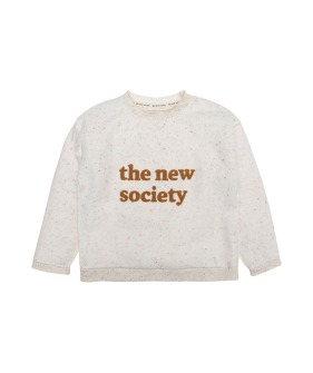 TNS Winter Sweater  - Ecru