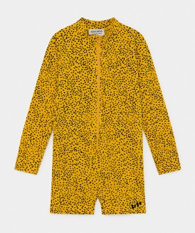 [SCRATCH] All Over Leopard Swim Playsuit (Kid) #01170 ★ONLY 2-3Y★