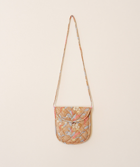 Padded Small Bag - Orchre