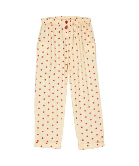 Georgia Pant - Dots Red