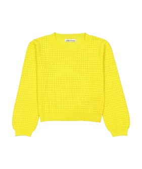 Emma Sweater - Yellow