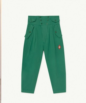 Camel Kids Trousers - 001360_206_TA