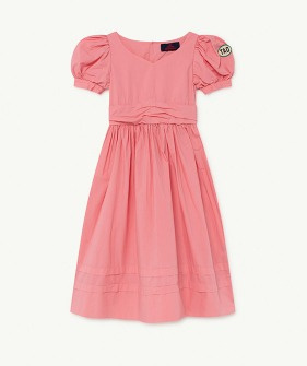 Peacock Kids Dress - S21052_152_BT