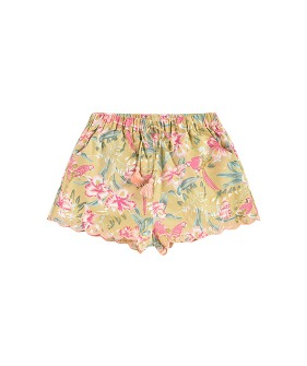 Vallaloid Shorts - Soft Honey Parrots ◆입고지연◆