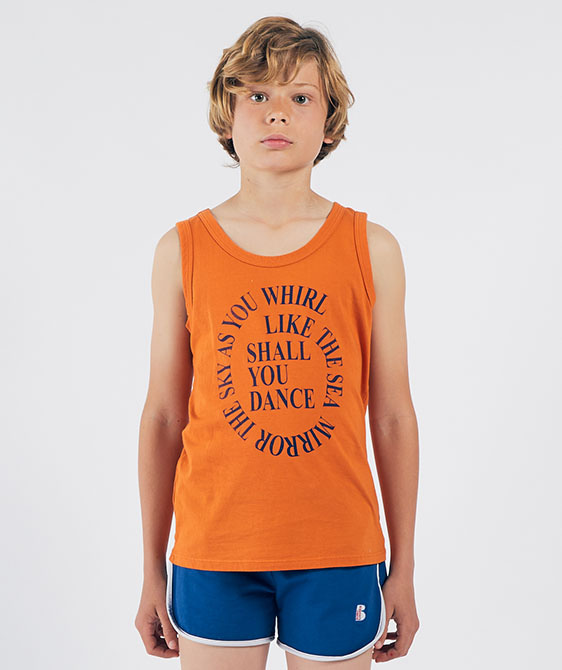Shall You Dance Tank Top  (Kid) #01017