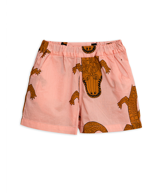 Crocco Woven Shorts - Pink ★ONLY 116/122 (6Y)★