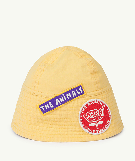 Starfish Babies Hat - Yellow