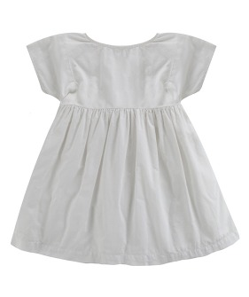 Jessica Dress - White ★ONLY 5-6Y★