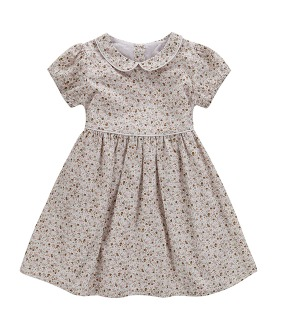 Martha Dress - Cinder Floral ★ONLY 4-5Y★