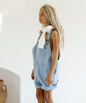 Unai Overalls  - Swedish Blue ★ONLY 6Y★
