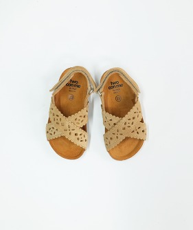 Pepe Shoes - #BK12 Suede Caramel