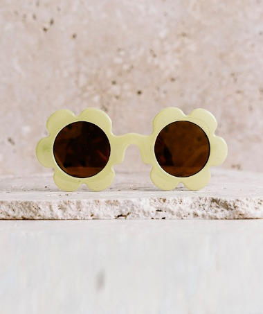 Daisy Kids Sunglasses - Lemonade
