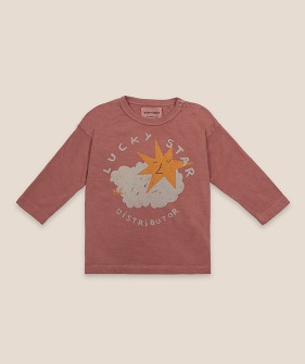 Lucky Star Long Sleeve T-Shirt (Baby) #00002