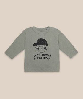 Boy Long Sleeve T-Shirt (Baby) #00003 ★ONLY 24-36M★