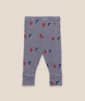 Night All Over Leggings (Baby) #00051 ★ONLY 18-24M★