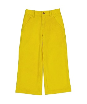 Abba Pants - Yellow