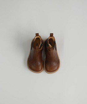 Elastic Booties- #6069 Brown ★ONLY 28★