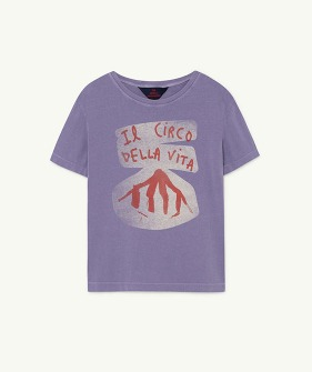 Rooster Kids+ T-Shirt - S21001_226_BE