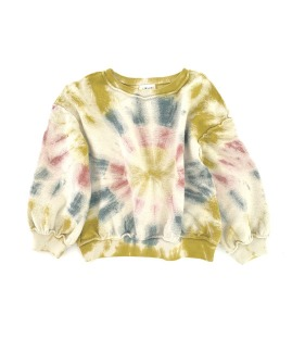 21123 Sweater - Tie and dye (938)