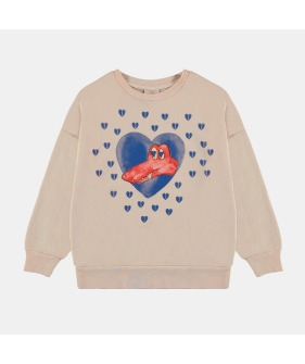 ◆Drop 2◆ Coco Sweatshirt (F-362) - Mother of Pearl