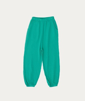 Trousers (TC-SS21-33) - Green Bambula ★ONLY 6Y★