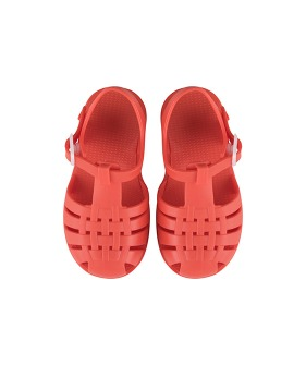 ◆3DROP◆  Jelly Sandals - Red