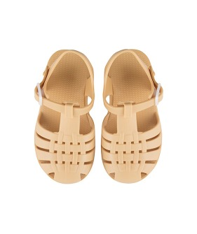◆3DROP◆  Jelly Sandals - Sand ★ONLY 29★