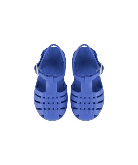 ◆3DROP◆  Jelly Sandals - Iris Blue
