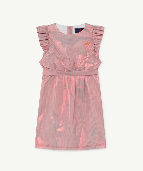 Shiny Weasel Kids Dress - 001199_038_QP ★ONLY 4Y★
