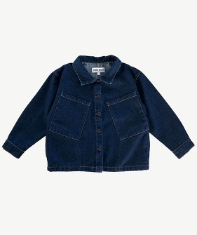 Artiste Jacket - Dark Denim_MS070