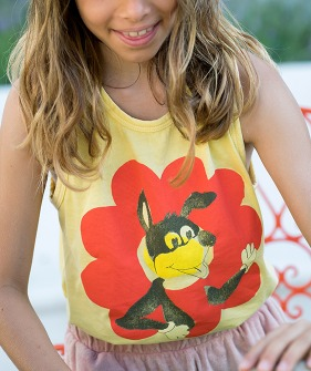 Tank Top F-279 - Goldfinch